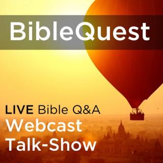 BibleQuest Talk-Show | Live Q&A at BibleQuest.tv