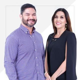 Bispos Lucas e Priscila Rodovalho Cunha