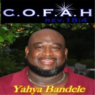 C.O.F.A.H with Yahya Bandele