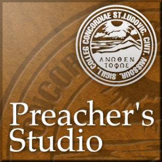 Preacher's Studio