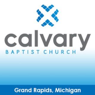 Calvary Baptist Church - Grand Rapids, MI