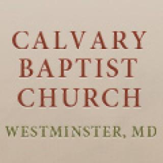 Calvary Baptist Church Pulpit Sermons