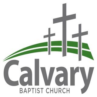 Calvary Baptist Church Sermon Audio