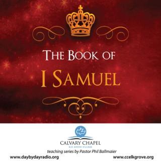 Calvary Chapel Elk Grove-Book of 1 Samuel