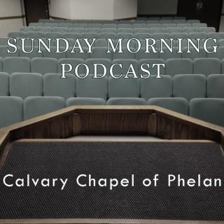 Calvary Chapel of Phelan - Sunday Morning