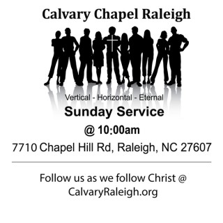 Calvary Chapel Raleigh Podcast