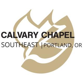 Calvary Chapel Southeast Portland Podcast