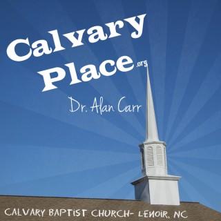 Calvary Place- Dr. Alan Carr