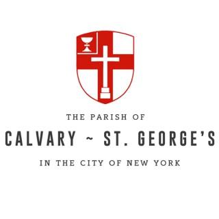 Calvary ~ St. George's Sermon Podcast