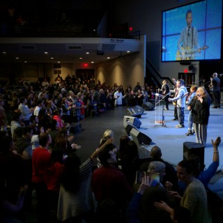 Cathedral of Faith: Midweek