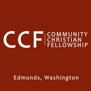 CCF Edmonds Podcast