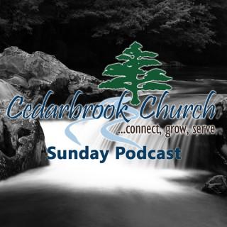 Cedarbrook Church Sunday Podcast