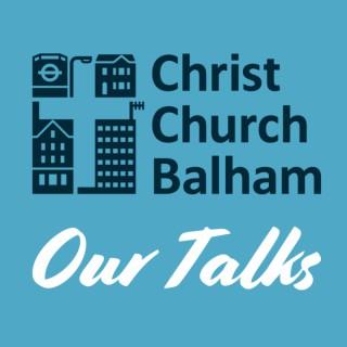 Christ Church Balham Talks
