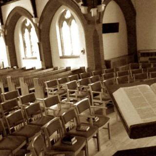 Christ Church Little Heath's Podcast