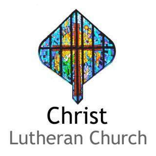 Christ Lutheran Sermons