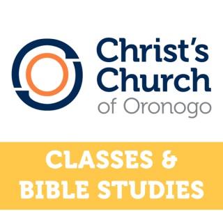 Christ's Church of Oronogo Classes & Bible Studies