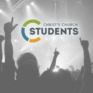 Christ's Church of Oronogo Student Ministry Sermons