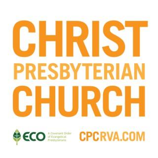 ChristPresRVA Sermons