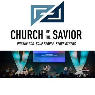 Church of the Savior Weekly Sermons Podcast