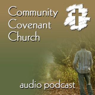 Community Covenant Church Audio Podcast