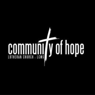 Community of Hope Lutheran Church