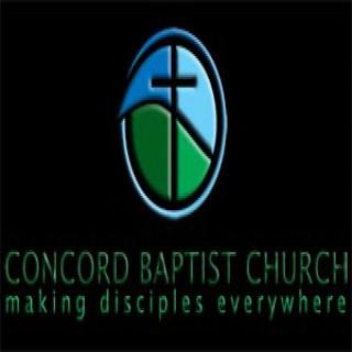 Concord Baptist Church Video Podcast
