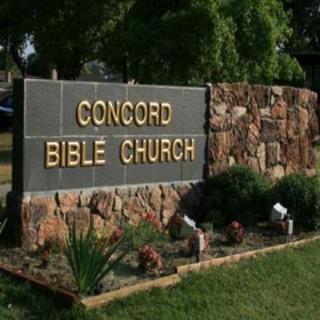Concord Bible Church Audio