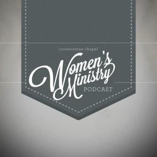 Cornerstone Chapel - Women's Ministry Podcast
