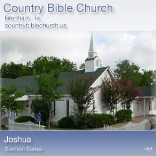 Country Bible Church - Joshua