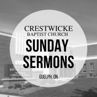 Crestwicke Baptist Church: Sunday Sermons