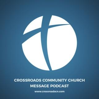 Crossroads Message Audio Podcast