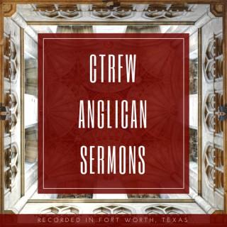 CTRFW Anglican Sermons