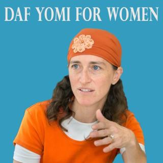 Daf Yomi for Women – ?? ???? ????? – English