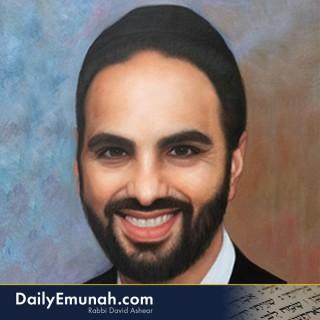 Daily Emunah Podcast - Daily Emunah By Rabbi David Ashear