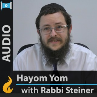 Daily Study: Hayom Yom (Audio)