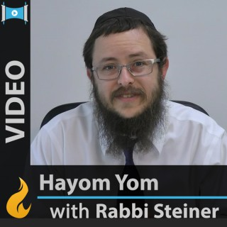 Daily Study: Hayom Yom (Video)