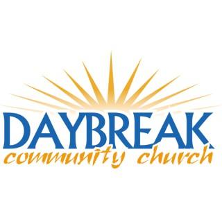 Daybreak Community Church Podcast