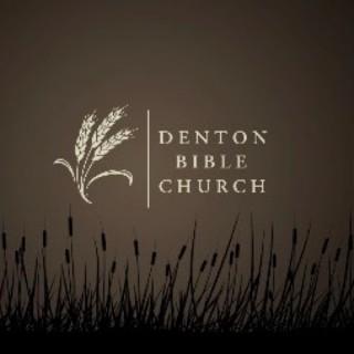 Denton Bible Church >> Evening Messages