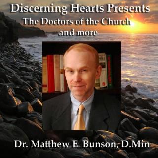 Discerning Hearts Catholic Podcasts » Dr. Matthew Bunson