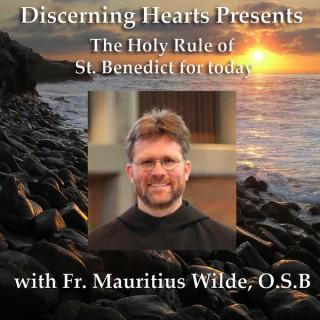 Discerning Hearts Catholic Podcasts » Fr. Mauritius Wilde OSB