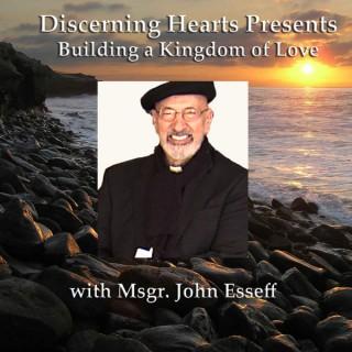 Discerning Hearts Catholic Podcasts » Msgr. John Esseff
