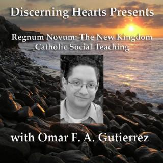 Discerning Hearts Catholic Podcasts » Omar F. A. Gutierrez