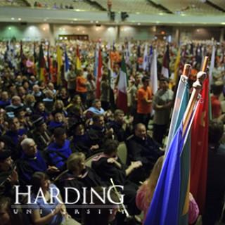 Fall 2012 - Harding University Chapel