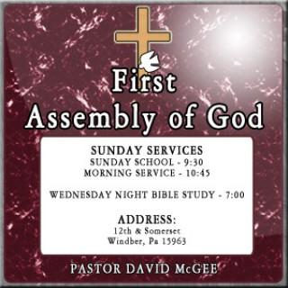First Assembly of God, Windber, PA, Sermons