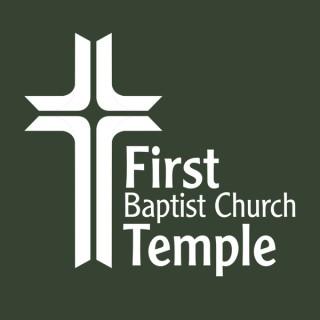 First Baptist Church Temple
