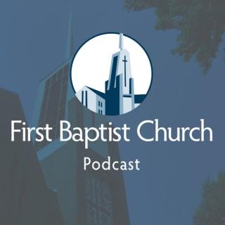 First Baptist Church   Jackson, TN