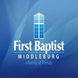 First Baptist Middleburg  Audio Sermon