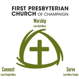 First Presbyterian Church of Champaign, Illinois