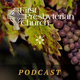 First Presbyterian Church of Santa Rosa Podcast