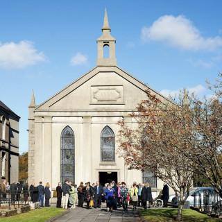 First Saintfield Presbyterian Church's Sermon Podcasts